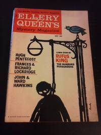 Ellery Queen's Mystery Magazine, May, 1960, Volume 35. Number 5