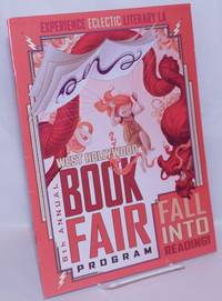 image of 6th Annual West Hollywood Book Fair Program: Fall into reading!