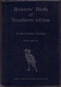 ROBERTS BIRDS OF SOUTHERN AFRICA.
