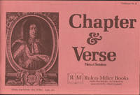 image of Chapter and Verse New Series Catalogues Nos. 6 & 8