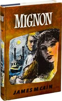 Mignon (Original dust jacket artwork study for the First UK Edition)