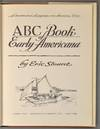 View Image 4 of 5 for ABC BOOK OF EARLY AMERICANA: A SKETCHBOOK OF ANTIQUITIES AND AMERICAN Inventory #79587