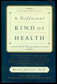 A Different Kind of Health: Finding Well-Being Despite Illness