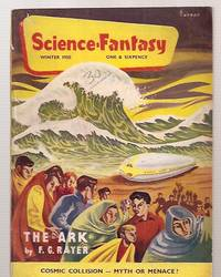 image of SCIENCE-FANTASY VOL. 1. NO. 2 WINTER, 1951
