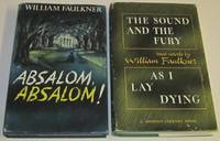 The Sound and the Fury/As I Lay Dying, Absalom, Absalom!