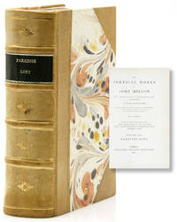 image of The Poetical Works of John Milton with a memoir and critical remarks on his genius by James Montgomery