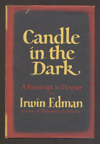image of Candle in the Dark: A Postscript to Despair