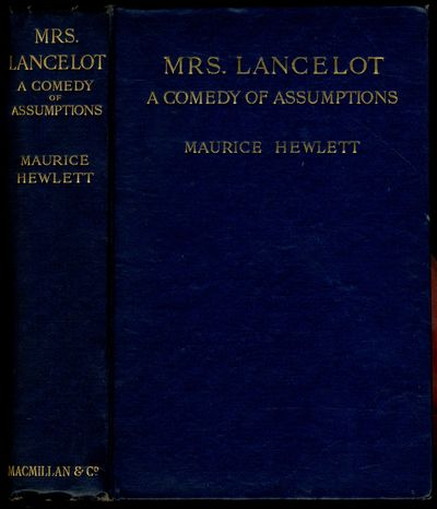 London: Macmillan and Co., Limited, 1912. Hardcover. Near Fine/Near Fine. First edition. Octavo. 339...