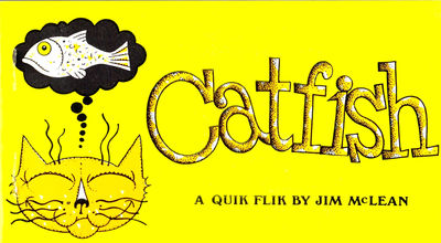 Atlanta: Nexus Press, 1981. Paperback. Very good. Unpaginated flip book showing a cat eating a fish.