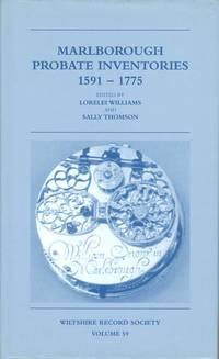 Marlborough Probate Inventories 1591 - 1775