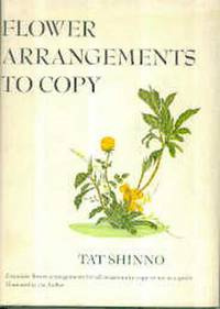 Flower Arrangements to Copy