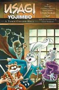image of Usagi Yojimbo Volume 27: A Town Called Hell