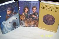 Three Volumes,Goldem Compass, Subtle Knife and Amber Spyglass