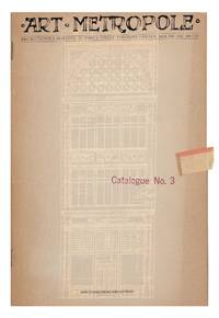 Catalogue No. 3: January 1976, Editions by Artists