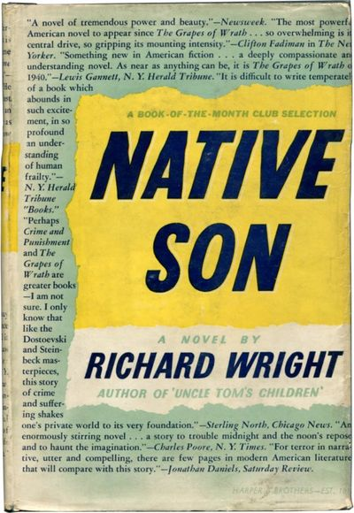 collectible copy of Native Son