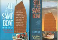 image of ALL IN THE SAME BOAT:  FAMILY CRUISING AROUND THE ATLANTIC & STILL IN THE SAME BOAT.  2 VOLUME SET.