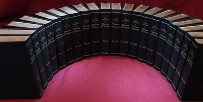 20 volumes. Volume 1: xxiv+492 pages with plates, tables and two foldout facsimiles of Jefferson's d...
