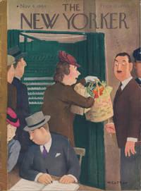 The New Yorker: November 4, 1944