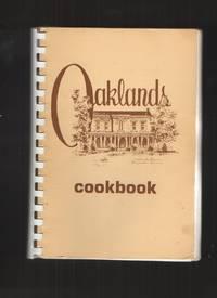 image of Oaklands Cookbook