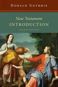 image of New Testament Introduction (Guthrie New Testament Reference Set)