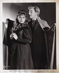 image of The Brides of Dracula (Collection of six original photographs from the 1960 film)
