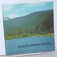 Bulgarian Highland Resorts