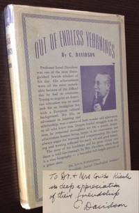 Out of Endless Yearning: A Memoir of Israel Davidson