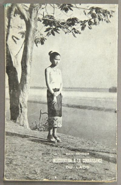 [Saigon: Imprimerie française d'Outre-Mer, 1952. First edition, 8vo, pp. 140; 18 photographic ill...