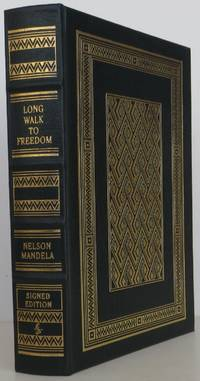 Long Walk to Freedom: The Autobiography of Nelson Mandela by  Nelson Mandela - Hardcover - Limited Edition - 2000 - from Bookbid Rare Books (SKU: 1701011)