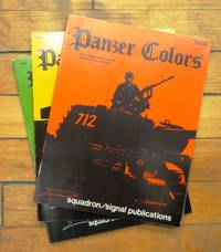 Panzer Colors: Camouflage/Markings of the German Panzer Forces 1939-45. 3 volumes