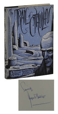 The Trail of Cthulhu by  August Derleth - Hardcover - First Edition - 1962 - from Burnside Rare Books, ABAA and Biblio.com