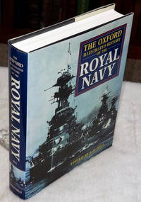 image of The Oxford Illustrated History of the Royal Navy