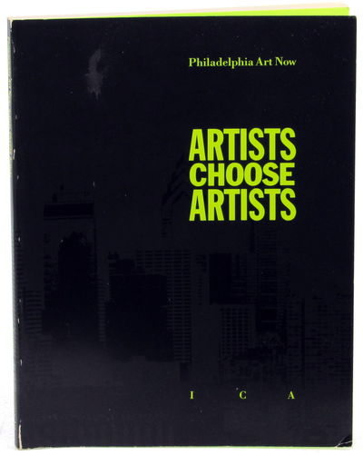 Philadelphia: Institute of Contemporary Art, 1991. Paperback. Very good. 126pp. Light wear to the ex...