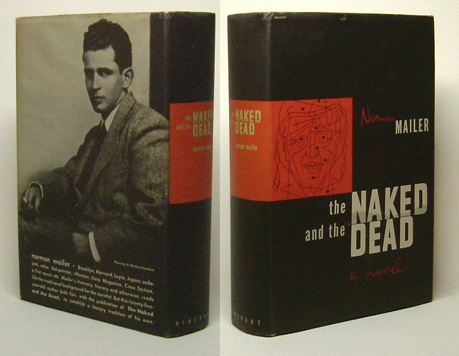 THE NAKED AND THE DEAD music composed by BERNARD