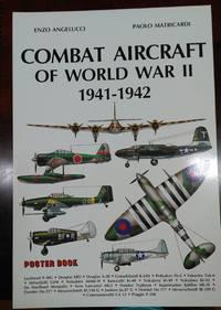 Combat Aircrafts Of WWII 1941-1942 (World Combat Aircraft Poster Book Series)