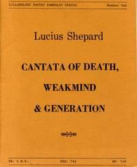 Cantata of Death, Weakmind & Generation