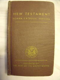 New Testament Roman Catholic Version:  The Gospels and the Acts of the Apostles