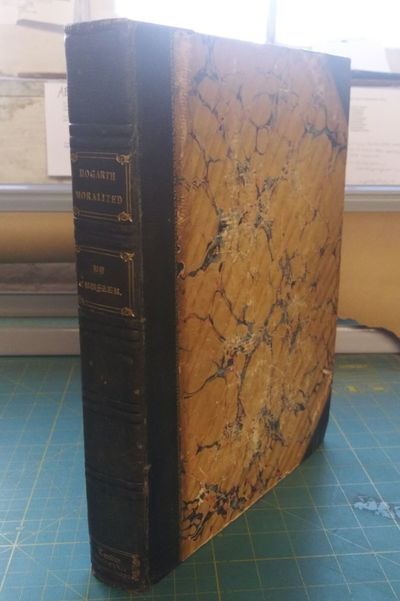 London: J. Goodwin, 1824. Later printing. Leather bound. Very good. 287pp. Quarto 3/4 leather with m...
