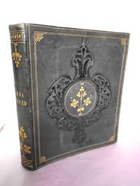FINE HERBARIUM COLLECTION OF 94 SEAWEED SPECIMENS  IN  AN ORNATE VICTORIAN ALBUM