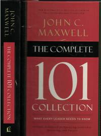 image of Complete 101 Collection - What Every Leader Need To Know Atitude,  Relationships, Equipping, Leadership, Mentoring and Success