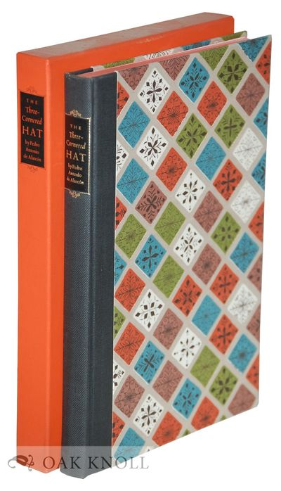 New York: The Limited Editions Club, 1959. cloth-backed boards, original orange slipcase. Limited Ed...