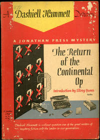 THE RETURN OF THE CONTINENTAL OP by  Dashiell Hammett - First edition - [1945] - from John W. Knott, Jr., Bookseller, ABAA/ILAB (SKU: 24418)