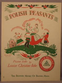 Polish Peasants; Piano Solo.