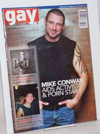 Gay News: #139, Maart 2003: Mike Conway: AIDS Activist & Porn Star