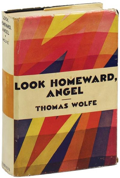 a cultural enriching experience in thomas wolfes look homeward angel