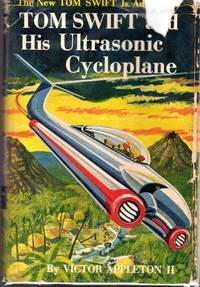 image of Tom Swift and His Ultrasonic Cycloplane (#10 in Series)