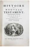 View Image 2 of 6 for MORTIER'S BIBLE: CALVINISM MEETS CONTEMPORARY CITRON MOROCCO L'Histoire du vieux et du Nouveau Testa... Inventory #2623