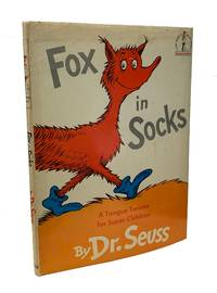 Fox in Socks. A Tongue Twister for Super Children