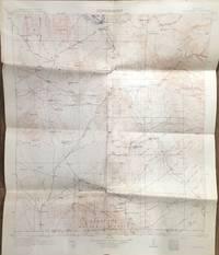 Winkelman, Arizona Quadrangle Map, 1913