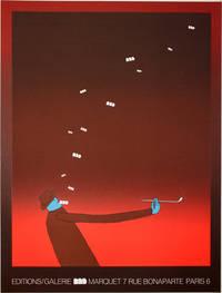 [Affiche en sérigraphie :] Editions / Galerie Marquet, Paris.